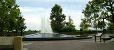 Head to Benjamin Banneker Memorial Park in L'Enfant Plaza