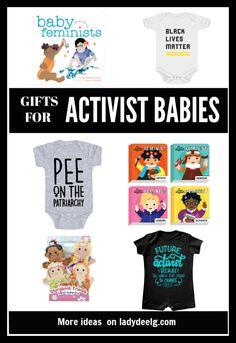 gifts for baby activ