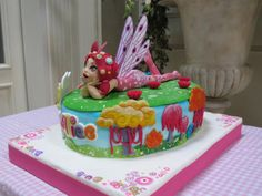 Mia and me cake - Cake by serena70