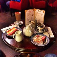 Refuel at Annie's Restaurant and Tea Shop   21 Places In Manchester You Must Visit Before You Die