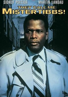 Sidney Poitier....absolutely love this movie with him!