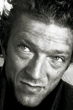 Vincent Cassel ~ Photo by Michelangelo Di Battista. Vincent Cassel, Celebrity Photography, Celebrity Portraits, Portrait Photography, People Photography, Cinema Tv, Hollywood, Black And White Portraits, Interesting Faces
