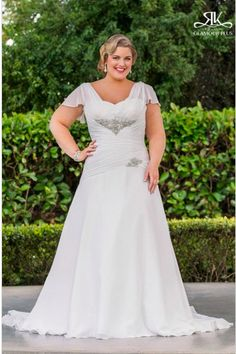 The Atlanta Plus Size Bridal Sample Sale with Curvaceous Couture ...