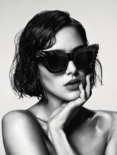 Eliza Cummings for House of Holland Sunglasses S/S14