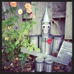 Tin Man for a Wizard of Oz party