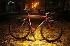 """""""Colnago Tecnos Restored"""" posted: 2013/01/07 categories: Colnago Tecnos, Road Bike, Restored Bike"""