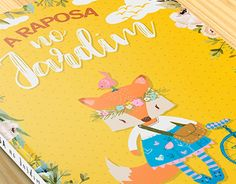 "Check out new work on my @Behance portfolio: ""Capa de livro infantil 
