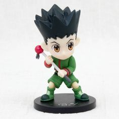 HUNTER × HUNTER Gon Freecss Petit Colle Figure Bandai JAPAN ANIME MANGA