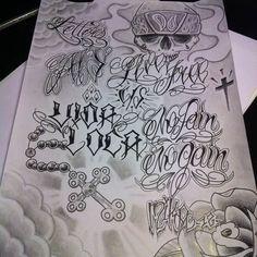 cholo tattoos - Szukaj w Google