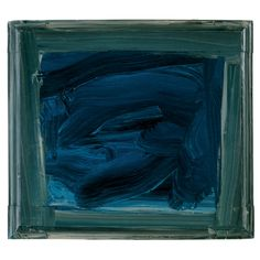 Ultramarine by Howard Hodgkin (2003-2005)