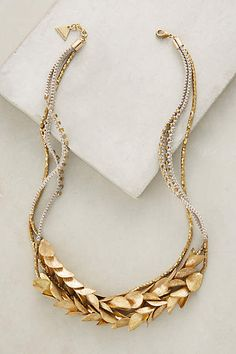 Finix Necklace #AnthroFave