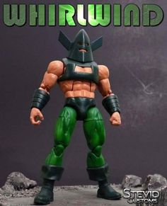 Whirlwind (Marvel Legends) Custom Action Figure