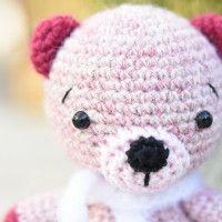 Alpaca teddy bear | lilleliis