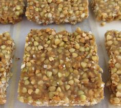 Buckwheat Krispies