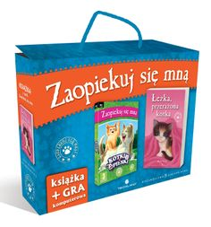 Łezka przerażona kotka + Kotki i pieski (gra PC)  Więcej na: www.zielonasowa.pl