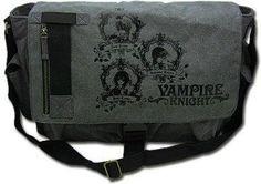 151993e27518 I found  Vampire Knight Zero Kaname  amp  Yuki Portrait Messenger Bag  on  Wish
