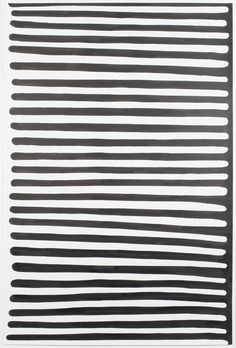 """ink on paper, 60"""" x 40"""" (152.4 cm x 101.6 cm), © James Siena, courtesy Pace Gallery; Photo by: Kerry Ryan McFate / Courtesy Pace Gallery"""