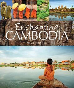 Cambodia, home of the great Khmer civilization which created the vast temple…