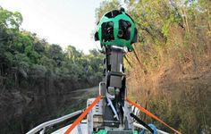 Olhar Digital: Google agora permite fazer tirolesa virtual na Amazônia