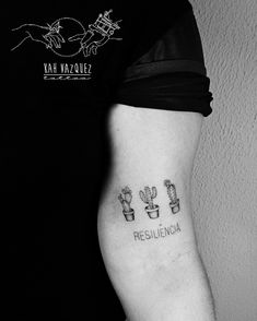 Cactus Craft, Tattos, Print Tattoos, Tattoo Ideas, Paintings, Plants, Succulent Tattoo, Tattoo Small, Tattoo Female