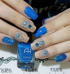 WEBSTA @teresilva1004 Azulzinho básico!! ❤️