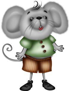 мыши, трубки, PNG