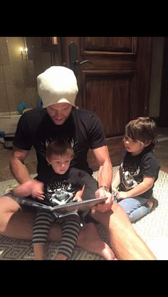 Jared & his boys