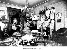 Victorian | ... in the later victorian era a period known for its eclecticism that