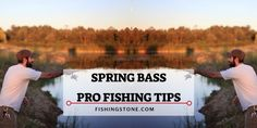5 Spring Bass Fishing Tips Top Awesome Pro Catching Bass Tip - 5 Spring Bass Fishing Tips Catch Bass like a Pro 1 - Carp Fishing Bait, Old Fishing Lures, Fishing Books, Best Fishing, Trout Fishing, Saltwater Fishing, Kayak Fishing, Bass Fishing Videos, Fishing Tournaments