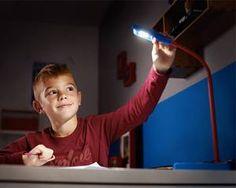 Dziecko ma trudności w nauce? Zmień żarówkę!