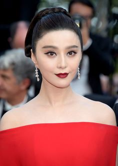 """Cannes 2017 WERQ: Fan Bingbing in Valentino Couture at the premiere of """"The Beguiled""""   Tom + Lorenzo"""