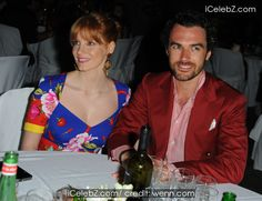 Jessica Chastain Ischia Global Festival 2014 Gala Dinner http://icelebz.com/events/ischia_global_festival_2014_gala_dinner/photo4.html