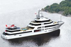 Explorer — Palmer Johnson Yachts