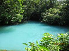 laguna @ Rio Celeste, Costa Rica
