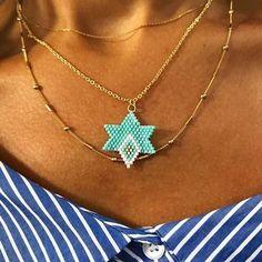 Miyuki Takı Modelleri 2019 – BiPudra What is Miyuki? Beaded Jewelry Patterns, Bracelet Patterns, Beaded Earrings, Earrings Handmade, Dangle Earrings, Diamond Earrings, Japanese Jewelry, Bead Loom Bracelets, Jewelry Model
