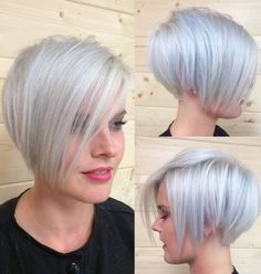 15 Flattering short hairstyles for fine hair. Top short hairstyles for fine and…