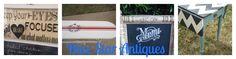 Blue Star Antiques --furniture refinishing blog
