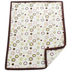 Carter's Circle Blanket - Sage