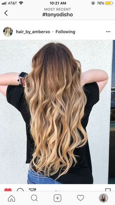 Our #MondayMotivation for you is this gorgeous pic of #TonyOdisho #hairextensions! #hairinspo