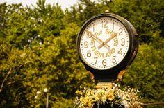New York Clock by Five12Studio on Etsy, $10.00