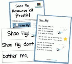 Nursery Rhymes to Go FREEBIE & Giveaway