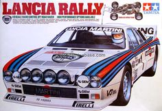Tamiya RC box art database with color images from many Tamiya boxes. Tamiya Model Kits, Tamiya Models, Rc Drift Cars, Martini Racing, Plastic Model Cars, Remote Control Cars, Rally Car, Box Art, Art Database