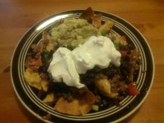 Nacho Bell Grande with beef