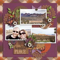 Products used: Desert Drifter by Kristin Cronin-Barrow and Brook Magee Life is Adventure 2 Templates by Tinci Designs http://store.gingerscraps.net/Life-is-adventure-2..html