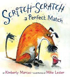Scritch-Scratch a Perfect Match | IndieBound