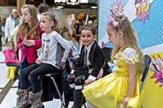 Małe księżniczki na spotkaniu z Barbie w Galerii Katowickiej :) Casting na ambasadorkę filmu.
