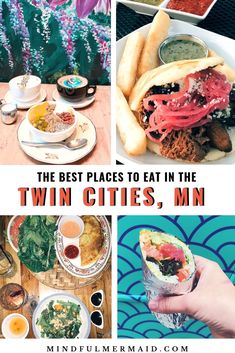 Foodie travel 254101603964035410 - The Best Attractions in St. Paul, MN (MSP Travel Guide Part – The Mindful Mermaid Source by caitlinlinney Minneapolis Restaurants, Minneapolis Food, Minneapolis Minnesota, Usa Travel Guide, Travel Tips, Time Travel, Travel Usa, Travel Guides, Minnesota Food