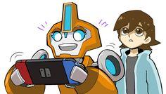 Robots in Disguise Combiner Force - Gufu-Kandagawa Transformers Funny, Transformers Autobots, Robots, Brave, Weird, Geek Stuff, Kawaii, Crossover, Illustration