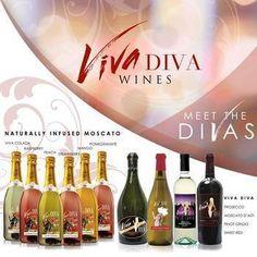 Viva Diva Brands Naturally Infused Moscato, a celebrity favorite | Splash Magazines | Los Angeles
