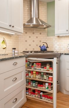 armarios especieros diseño cocinas